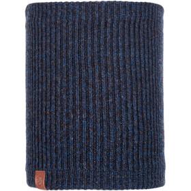 Buff Lyne Knitted & Fleece Neckwarmer Women, night blue